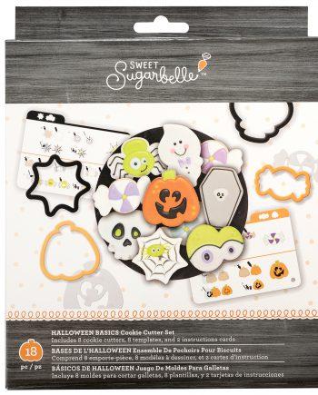 Sweet Sugarbelle Halloween Cookie Cutter Set