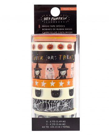 Crate Paper Hey Pumpkin Washi Tape